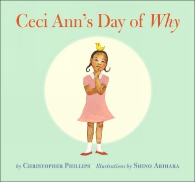 Ceci Ann's Day of Why, cover