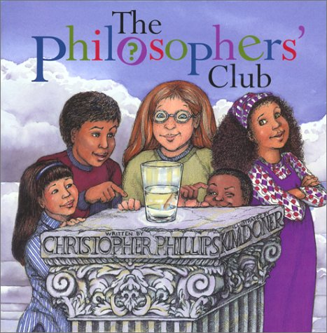 The Philosophers' Club, cover