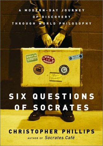 Six Questions of Socrates, cover